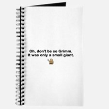 Grimm Giant Journal
