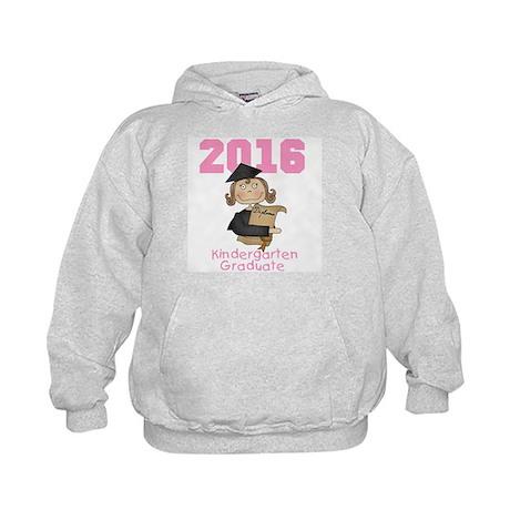 Girl Kindergarten Grad 2013 Kids Kids Hoodie