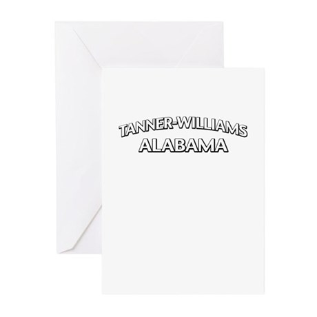 Tanner-Williams Alabama Greeting Cards (Pk of 10)