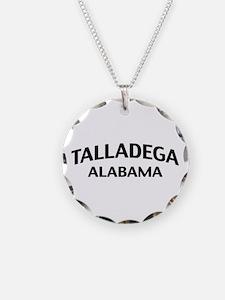 Talladega Alabama Necklace