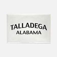 Talladega Alabama Rectangle Magnet
