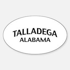 Talladega Alabama Decal