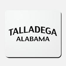Talladega Alabama Mousepad