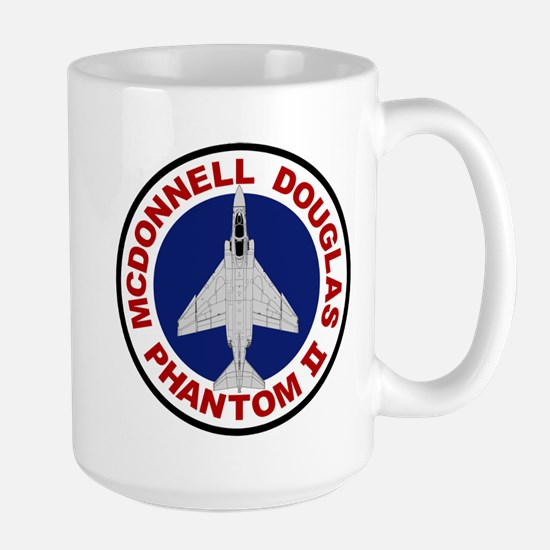 F-4 Phantom Large Mug