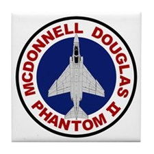 F-4 Phantom Tile Coaster
