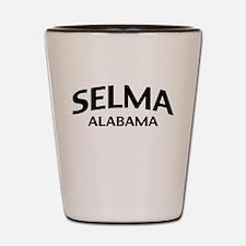 Selma Alabama Shot Glass