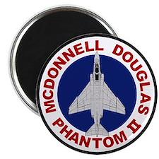 """F-4 Phantom 2.25"""" Magnet (10 pack)"""