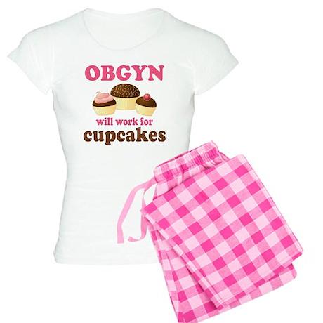 Funny Obgyn Women's Light Pajamas