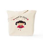 2028 School Class ladybug Tote Bag