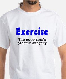 Exercise The Poor Man's Plast Shirt