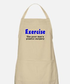 Exercise The Poor Man's Plast Apron