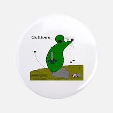 "Gulliver The Rat 3.5"" Button"