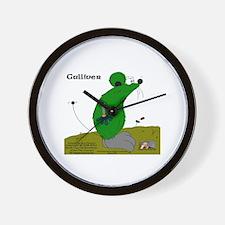 Gulliver The Rat Wall Clock