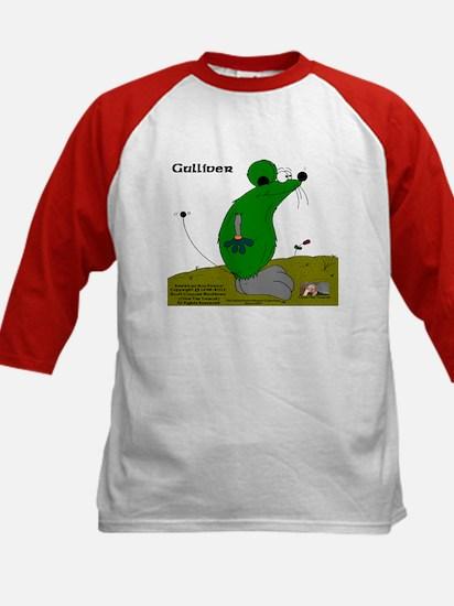 Gulliver The Rat Kids Baseball Jersey