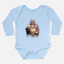 Buddha Maitreya Long Sleeve Infant Bodysuit