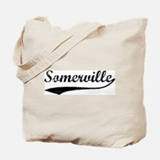 Vintage Somerville Tote Bag