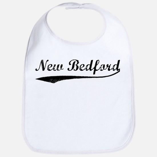 Vintage New Bedford Bib