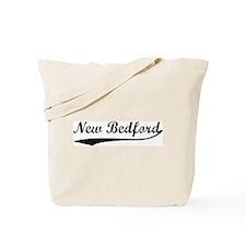 Vintage New Bedford Tote Bag
