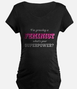Growing a Feminist T-Shirt