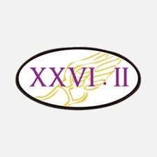 XXVI.2 cum pictura Patches