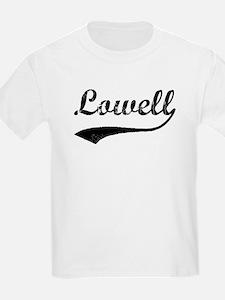 Vintage Lowell Kids T-Shirt