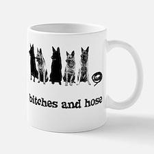 Bitches And Hose Shirt Mug