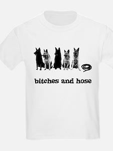 Bitches And Hose Shirt T-Shirt