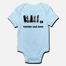 Bitches And Hose Shirt Infant Bodysuit