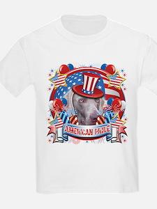 American Pride Weimer T-Shirt