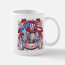 American Pride Weimer Mug