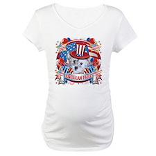 American Pride Schnoodle Shirt
