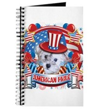 American Pride Schnoodle Journal