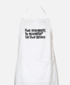 Blowin' in the Wind/Dylan Apron