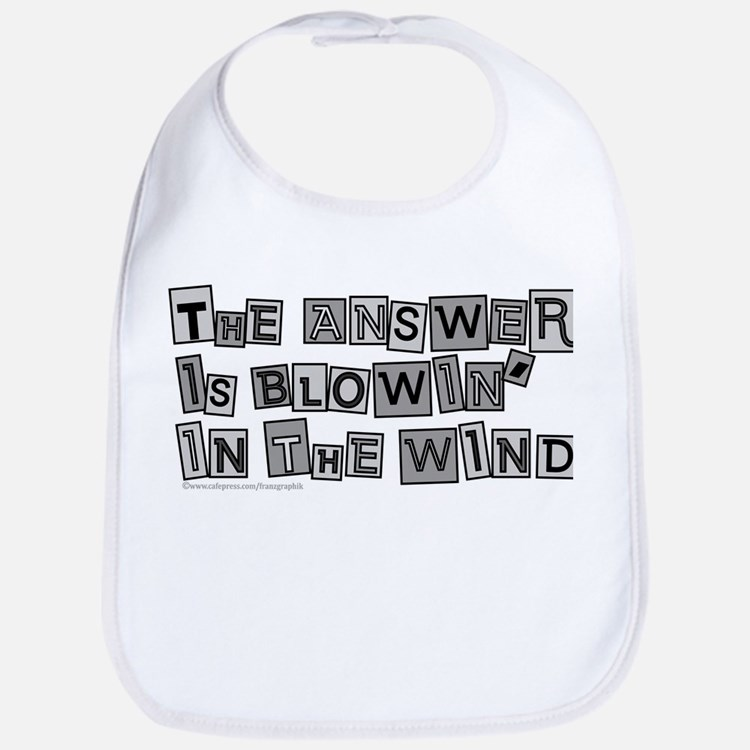 Blowin' in the Wind/Dylan Bib