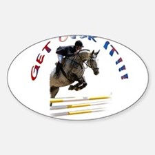 Get over It!!! Decal