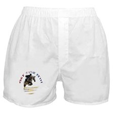 Get over It!!! Boxer Shorts