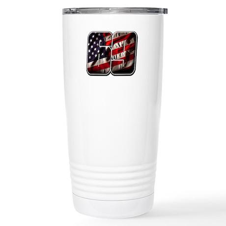 NHFlag1 Stainless Steel Travel Mug