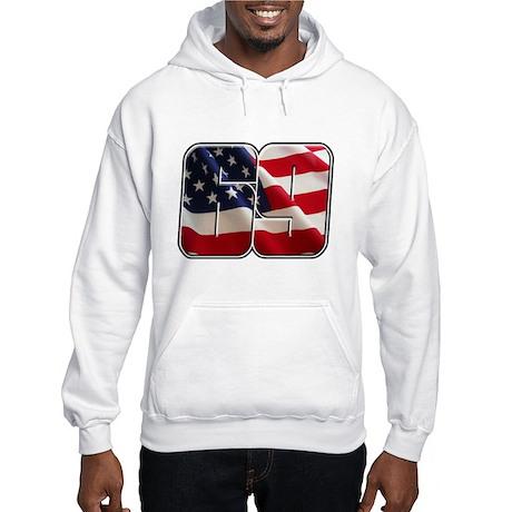 NHFlag2 Hooded Sweatshirt