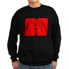 NH69Red Sweatshirt
