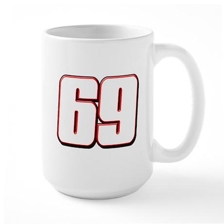 NH69White Large Mug