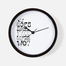 If Dogs Run Free/Dylan Wall Clock