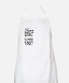 If Dogs Run Free/Dylan Apron