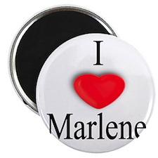 "Marlene 2.25"" Magnet (10 pack)"