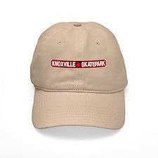 Knoxville Skatepark Flame Baseball Cap
