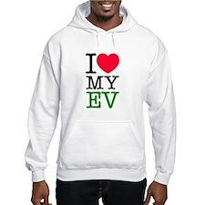 I Love My EV Hoodie