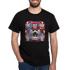 American Pride Maltese T-Shirt
