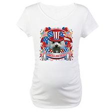 American Pride Maltese Shirt