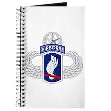 173rd Airborne Master Journal