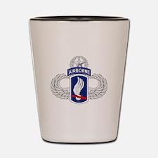 173rd Airborne Master Shot Glass