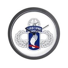 173rd Airborne Master Wall Clock